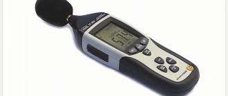 Шумомер – опасность шума, действие прибора и его функции + видео