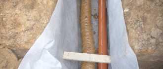 Совмещение ливневки и дренажа в одной траншее: правила установки и эксплуатация