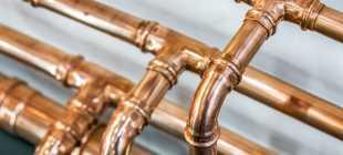 Эксплуатационные характеристики и преимущества медных труб