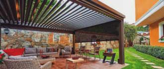Современный дизайн перголы -варианты красивой зоны отдыха в саду : описание и особености, фото