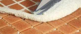 Эпоксидная затирка для плитки: двухкомпонентная продукция Litokol, Mapei Kerapoxy и «Диамант», инструкция по нанесению своими