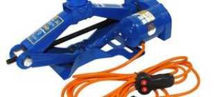 Электродомкраты: автоматические автомобильные устройства с электроприводом