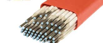 Электроды по нержавейке: маркировка, марки, особенности применения