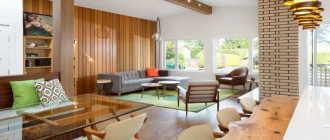 Стены из ламината в интерьере: фото интересных идей в дизайне интерьера, способы укладки и крепления