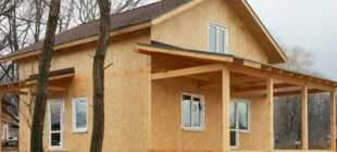 Щитовой дом что такое. Что такое готовые каркасно-щитовые дома
