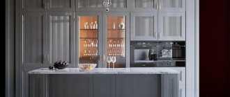 Эксклюзивный интерьер вашей кухни